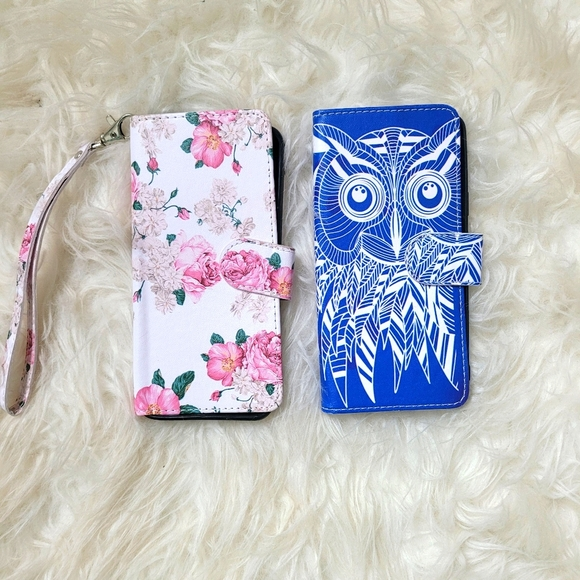 Samsung S9 phone wallet cases